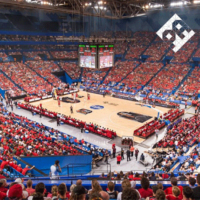 Perth Arena - WA. Horner Portable Pro-King Floor - Nth Amrecian Maple